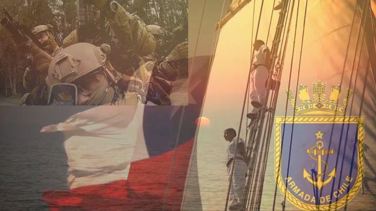 Armada de Chile: Infantes de marina 2015