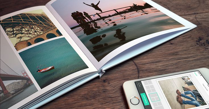 Free your photos from your phone and make beautiful photo books that you can treasure for a lifetime.