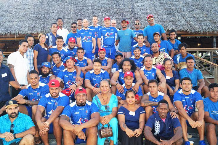 Toa Samoa 2016 at Return to Paradise Beach Resort, SAMOA