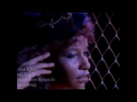 Chaka Khan - I Feel for You (1984) The most successful and well known version was recorded by female R&B singer Chaka Khan, appearing on her 1984 album, I Feel for You. Prince, as songwriter, won the 1985 Grammy Award for Best R&B Song.