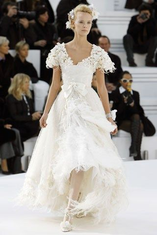 Chanel Wedding Dresses; Bridal Inspiration From Chanel Pictures (BridesMagazine.co.uk)