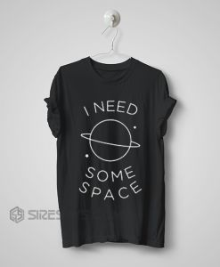 Space t shirt printing company, t shirt, custom t shirts
