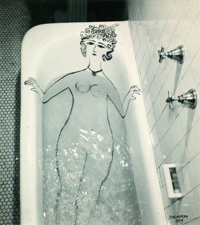 Пьяными людьми, прикольная картинка для ванной