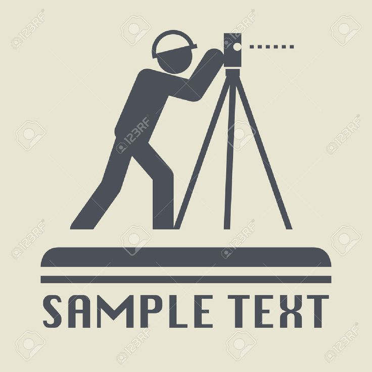 49009443-Land-surveyor-icon-or-sign-vector-illustration-Stock-Vector-surveyor.jpg (1300×1300)