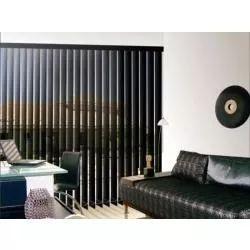 cortinas verticales sunset - hunter douglas su
