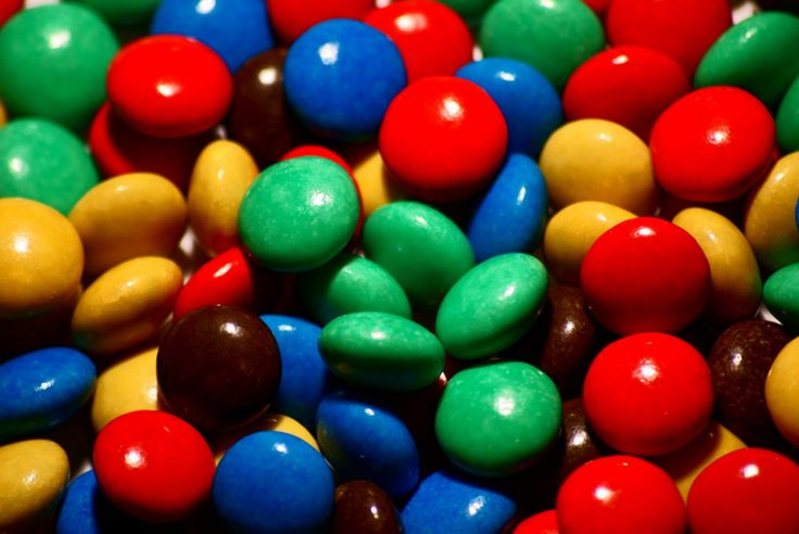 Colorful Candy Object Lesson for kids// You know, Christians are a lot like these colorful candies. Each one of us has a different spiritual gifting.