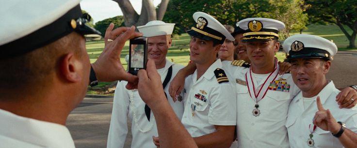 Taylor Kitsch, Liam Neeson, Brooklyn Decker in Battleship