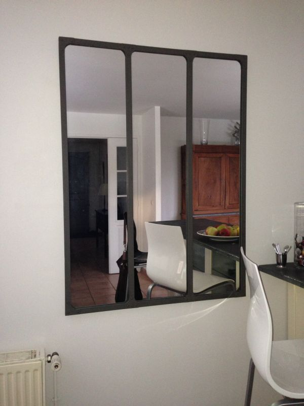 les 25 meilleures id es de la cat gorie miroir verriere. Black Bedroom Furniture Sets. Home Design Ideas