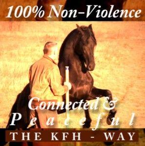 Klaus Ferdinand Hempfling and Habanero - 100 percent non-violence lighter
