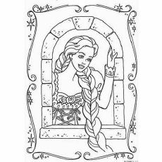 1000 Ideas About Barbie Coloring Pages On Pinterest