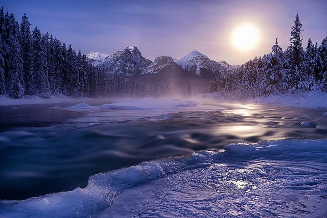 An Ode to Adamus | Canadian Rockies