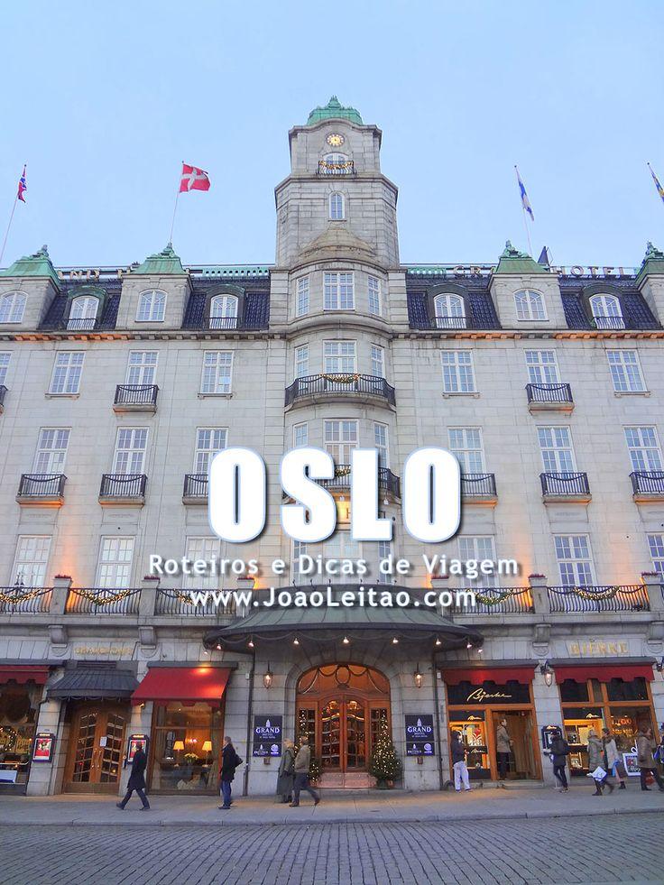 OSLO Noruega: Guia de roteiros, Dicas de viagem, O que visitar, Monumentos, Alojamento, Transportes, Mapas, Fotos para visitar Oslo cidade.