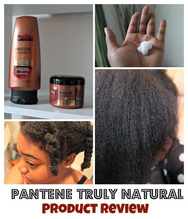 Pantene Natural Hair Care Line