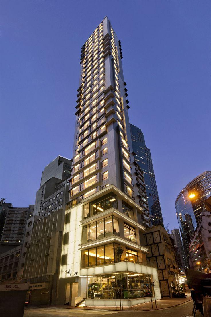 The Mercer, Hong Kong