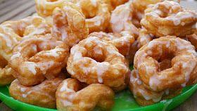 Swojskie jedzonko: Szybkie oponki z lukrem-pyszne i mieciutkie