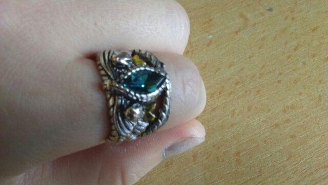Barahir/Aragorn's ring