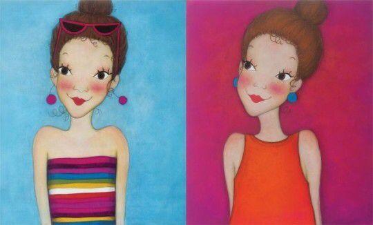 Painting by Yook Simwon