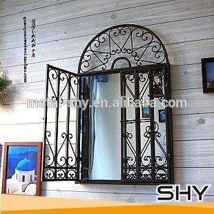 27 best wrought iron window grill images on pinterest for Grille pour porte fenetre