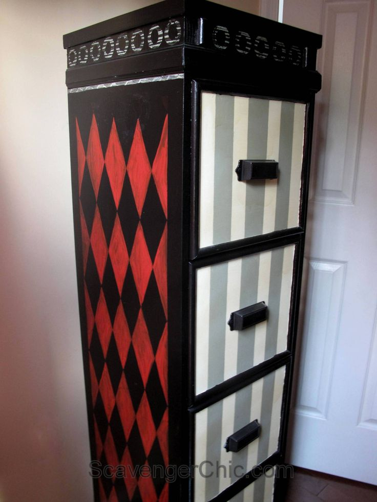 Best 20+ Painted file cabinets ideas on Pinterest