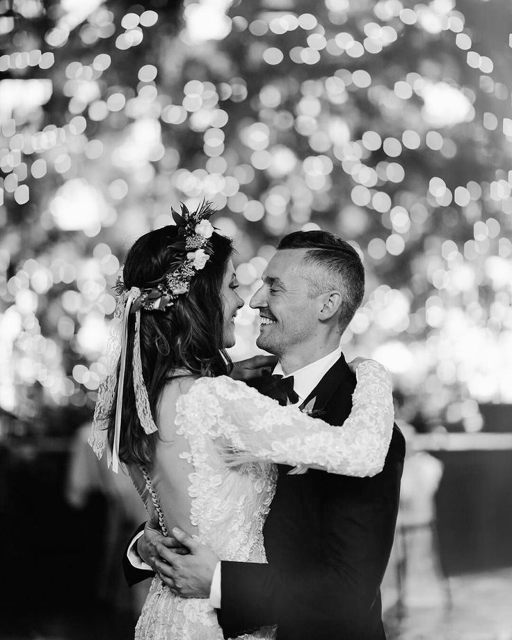 All smiles. All love. See more of @cheekywolf's #GalinaSignature wedding dress and book your appointment at the link in our profile 💕 #DavidsBridal Photo by @mrbattle