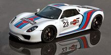 Porsche 918 Spyder will be a lot faster