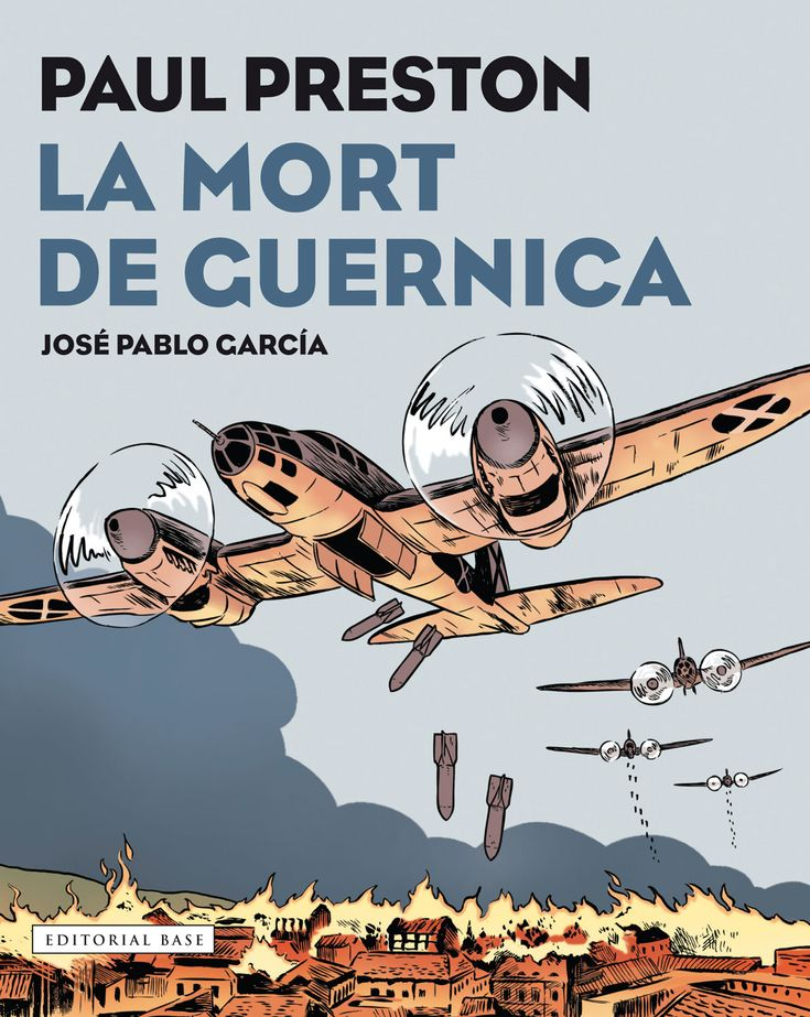 MARÇ-2018. José Pablo García. La mort de Guernica. C PRE. Històric.