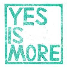 Image result for yes is more