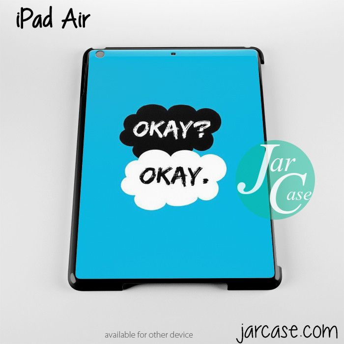 the fault in our stars Phone case for iPad 2/3/4, iPad air, iPad mini