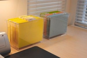 Tips for organizing your paper - from piles to files!