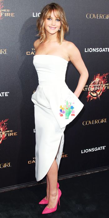 May 18, 2013 - Jennifer Lawrence's Style Evolution: See the Photos - What's Right Now - Fashion - InStyle