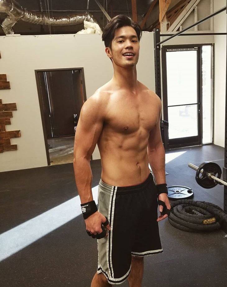 Ross Butler   Gentlemen In 2019  Ross Butler, Zach -8243
