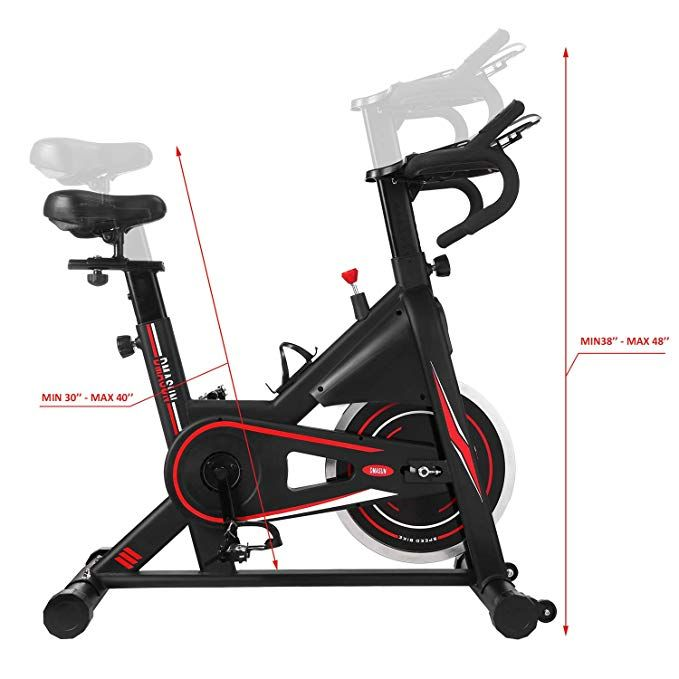 Amazon Com Dmasun Exercise Bike Indoor Cycling Bike Stationary