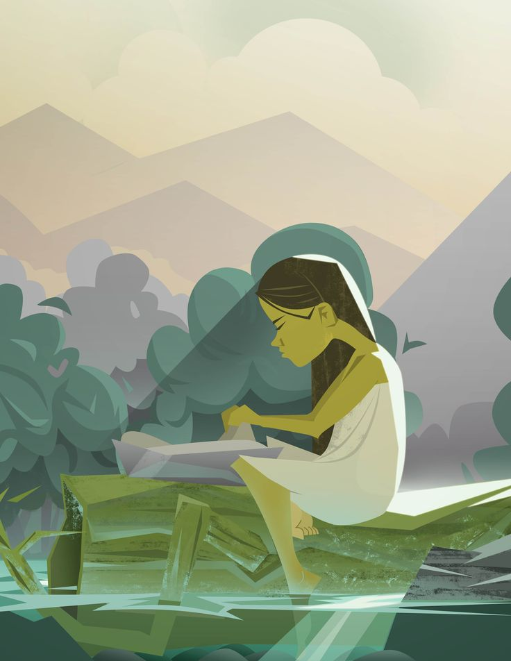 Girl washing clothes #Digital #Vector #FIlipinoScene