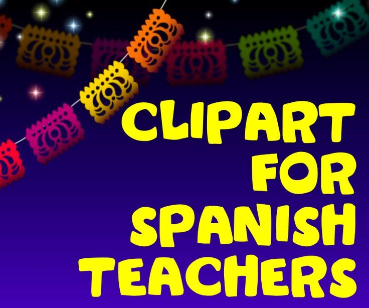 Are you tired of trying to find clipart for your Spanish materials and are flooded with images of tacos and chile peppers? Unfortunately, th...