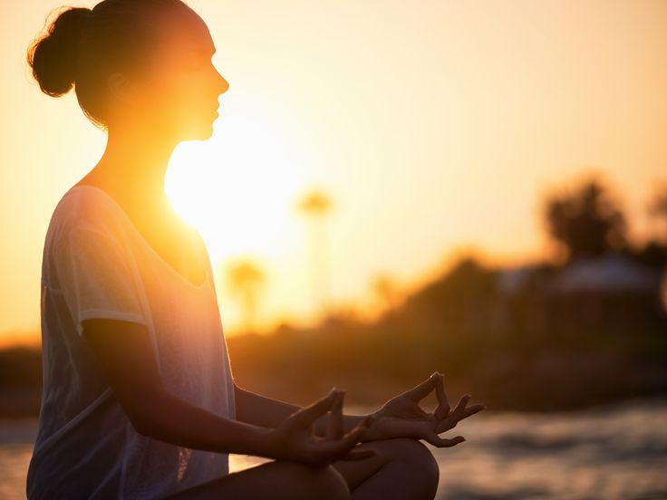 No hay nada como #Meditar en la #India ¡Animate!