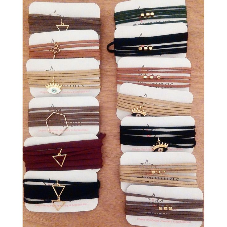 Twininas Boho tie up choker necklaces  Choose Yours!