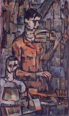 Amadeo de Souza-Cardoso (Portuguese: 1887 – 1918) | Life of instruments 1916