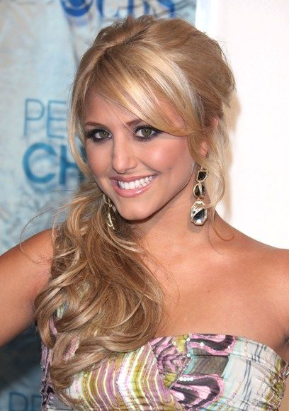 Side Swept Long Hair Styles For Women :2011 Collection | Fashion Hairstyles