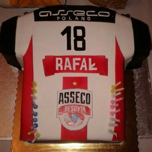 #Cake #Birthday #Fans #Resovia