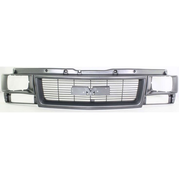 NEW GM1200456 1995-2005 FITS GMC SAFARI GRILLE ASSEMBLY FRONT SIDE 19131429 #BrandNewAftermarketReplacementPart