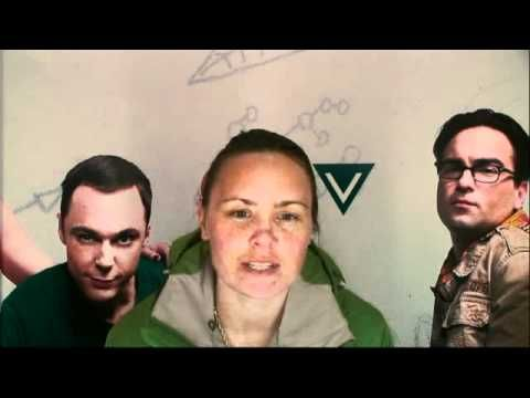 CTV Big Bang Theory Video booth - Vancouver -