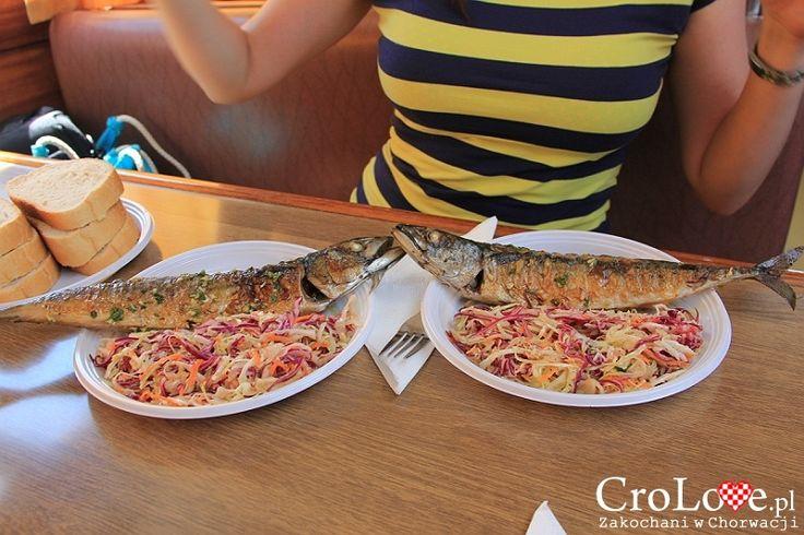 Makrela - 10 potraw, które musisz spróbować będąc w Chorwacji || http://crolove.pl/10-potraw-ktore-musisz-sprobowac-bedac-w-chorwacji/ || #Chorwacja #Croatia #Hrvatska #CroatianFood #FoodPorn