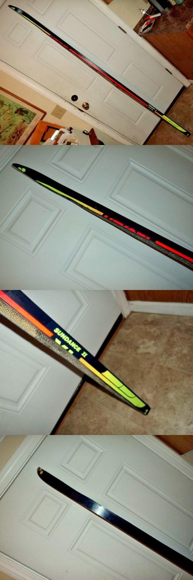 Other Team Sports 159133: Vintage Hexcel Sundance Ii Store Cutaway Demonstrator Ski -> BUY IT NOW ONLY: $75 on eBay!