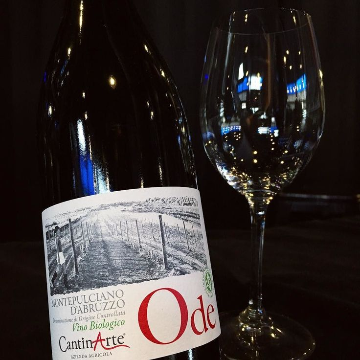 Pop up time! Stop in for some delicious Italian red before the main event from 5-8pm! . CantinArte Ode Montepulciano d'Abruzzo (2015) Tasting notes: medium bodied juicy wild berries dried herbs Story: CantinArte is a family-owned organic farm located in Chieti where Francesca di Nisio produces wine and extra virgin olive oil. The few hectares squeezed between the sea and the mountain are managed traditionally using organic methods and non-invasive cellar procedures. No chemicals are used in…