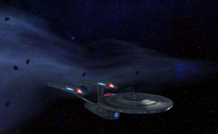 17 Best Images About Star Trek Constitution Class Refit