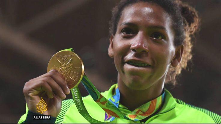 Rio 2016: Judo providing favela dwellers a way out of poverty