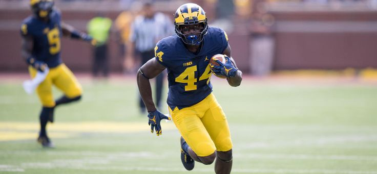 Seattle Seahawks Select Michigan Safety Delano Hill With No. 95 Overall Pick In NFL Draft   Seattle Seahawks