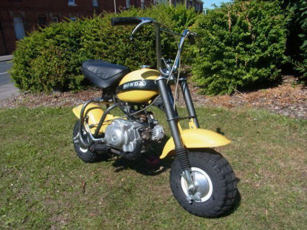 Honda Monkey Bike For Sale in UK