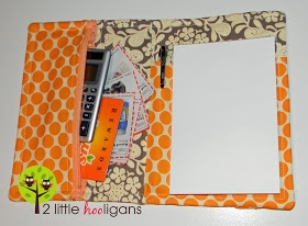 shopping list and coupon organizer {tutorial}