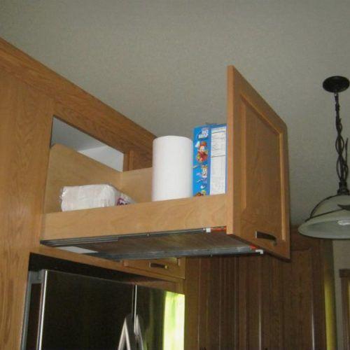 Cabinet Above Refrigerator Elegant No Cabinet Over Fridge